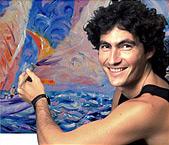 Steve Sundram portrait