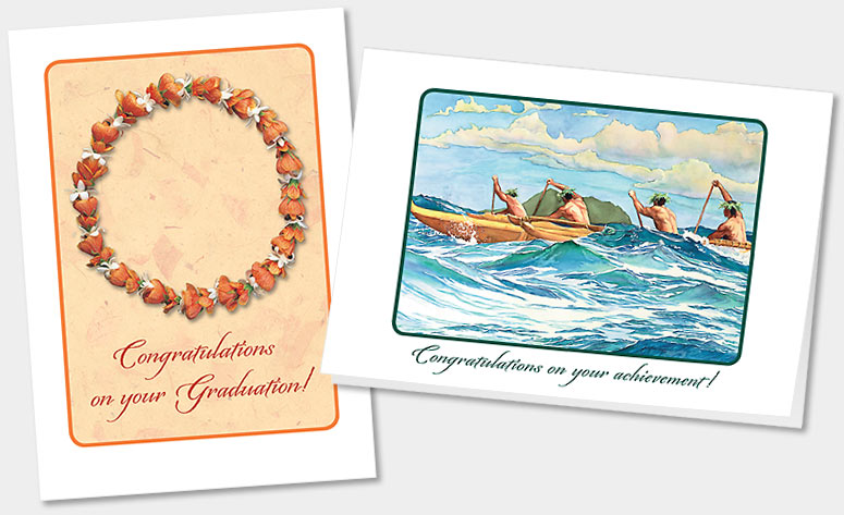 GRADUATION DAY GREETING CARDS