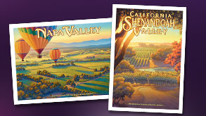 California Wine Trail Collection
