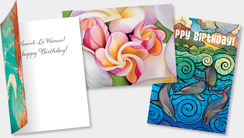 Hawaiian art island art hawaii special occasions greeting cards browse by special occasion categories m4hsunfo