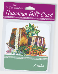 Hawaiian Gift Cards