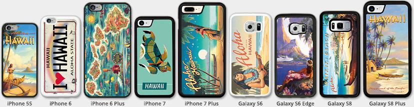 List of Hawaiian Smart Phone Cases