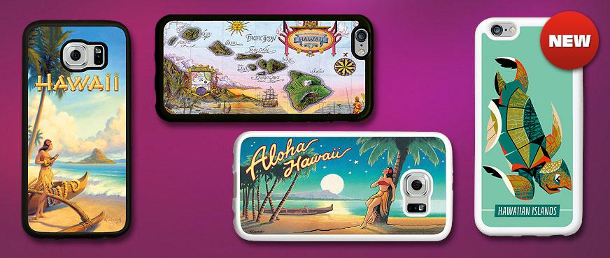 Hawaiian Smart Phone Cases