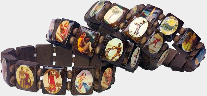 Hawaiian Vintage Bracelets