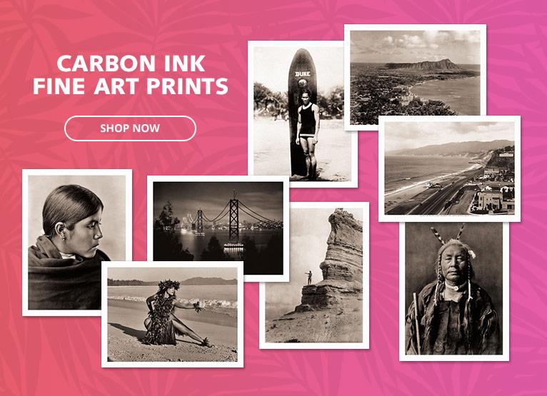 Carbon Ink Fine Art Prints