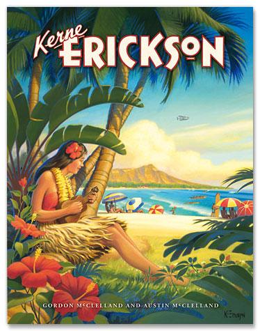 Kerne Erickson - Coffee Table Book