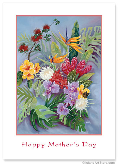 Hawaiian collectors edition greeting cards mothers day card hawaiian collectors edition greeting cards mothers day card m4hsunfo