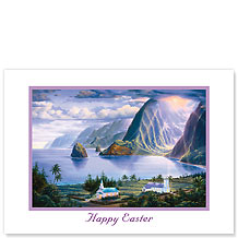 Sanctuary of Hope - Hawaiian Collectors Edition Greeting Cards - Easter Cards