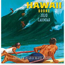 Hawaii Bound - 2020 Deluxe Hawaiian Wall Calendar