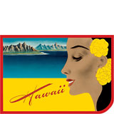 Matson Luggage Decal - Hawaii Decal
