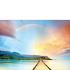 Hanalei - Hawaiian Everyday Blank Greeting Card