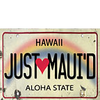 Just Maui'd - Personalized Greeting Card