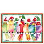 Chorus Line - Hawaiian Holiday / Christmas Greeting Card