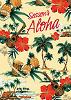 Holiday Island Scene - Hawaiian Holiday / Christmas Greeting Card