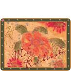 Honu - The Sea Turtle - Hawaiian Holiday / Christmas Mini Greeting Card Set