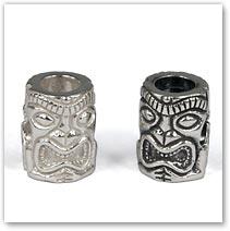 Tiki - Silver Charm