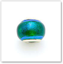 Sea Green - Glass Bead
