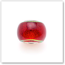 Red - Glass Bead