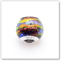 Pele - Glass Bead
