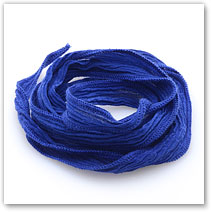 Royal Blue - Silk Wrap