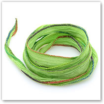 Light Green - Silk Wrap