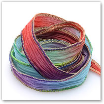 Maui Rainbow - Silk Wrap