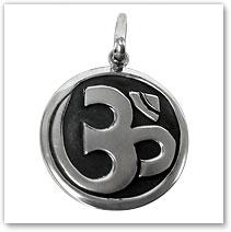 OM symbol - Island Jewelry