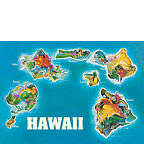 Hawaii - Hawaii Magnet