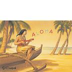 Aloha Serenade - Hawaii Magnet
