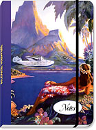 Fly to South Sea Isles - Hawaii Notebook