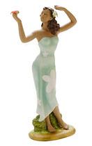 Woman in Sarong - Hawaiian Porcelain Figurines