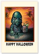 Kreture - Halloween Greeting Card