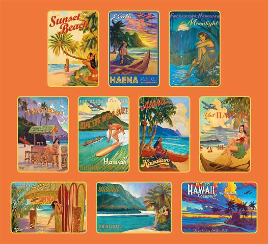 Vintage Postcards Boxed Sets
