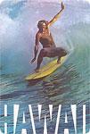 Hawaii - Hawaiian Vintage Postcard