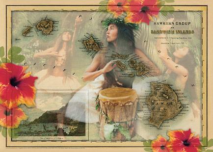 Lani Pana - Personalized Greeting Card