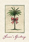 Holiday Palm - Hawaiian Holiday / Christmas Greeting Card