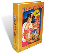 United Airlines Travel - Hawaiian Photo Albums
