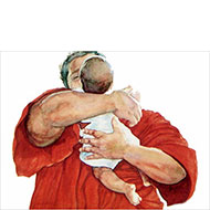 "Granny - ""Tutu"" - Limited Edition Giclée Art Print"