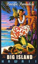 Big Island - Fine Art Giclée Print