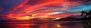 Fire In The Sky - Premium Double Matted Giclée Art Print