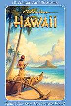 Aloha Hawaii - Collection Vol. 2 - Hawaiian Boxed Postcards