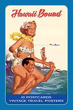 Hawaii Bound - Hawaiian Boxed Postcards
